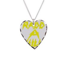 RADICAL = RAD-A-KULL  Cafe Pr Necklace