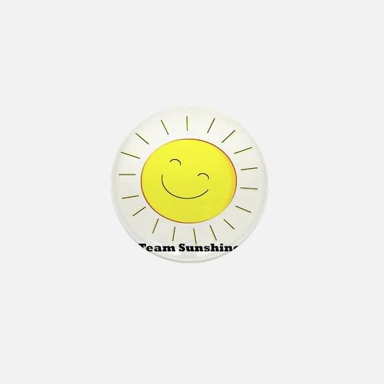 Team Sunshine Mini Button
