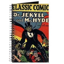 CC No 13 Dr Jekyll and Mr Hyde Journal