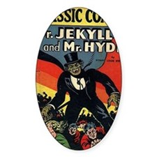 CC No 13 Dr Jekyll and Mr Hyde Decal