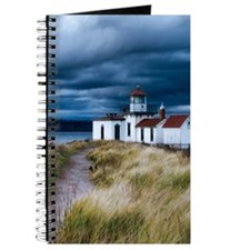 stormy lighthouse Journal