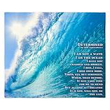 Beach waves Bedroom Décor