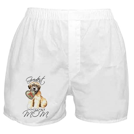 wheaten-mom1 Boxer Shorts