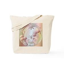 Permeating Sun #5 Tote Bag