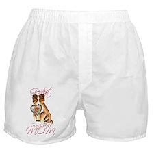 Sheltie mom Boxer Shorts