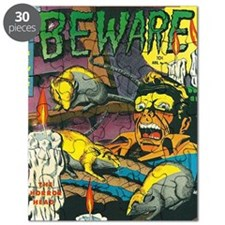 Cover of Beware No 11 Puzzle