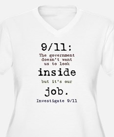 9/11: It's up to us T-Shirt