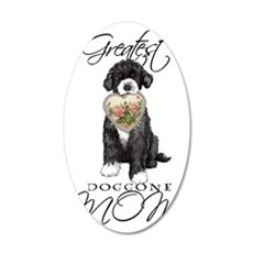 PWD Mom 35x21 Oval Wall Decal