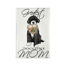 PWD Mom Rectangle Magnet