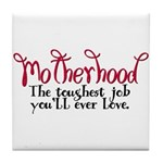 Motherhood Tile Coaster