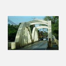 Haleiwa Bridge Rectangle Magnet