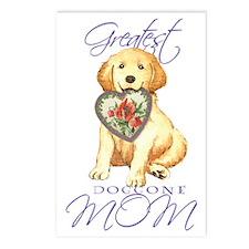 Golden Mom Postcards (Package of 8)