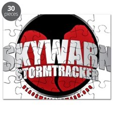 Skywarn Storm Tracker Puzzle