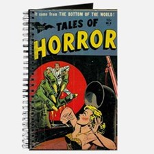 Tales of Horror 01 Journal