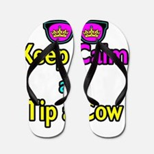 Crown Sunglasses Keep Calm And Tip a Co Flip Flops
