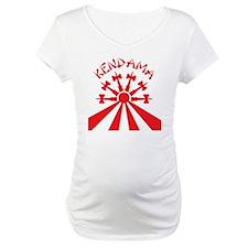 red Kendama Sun b Shirt