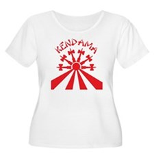 red Kendama S T-Shirt