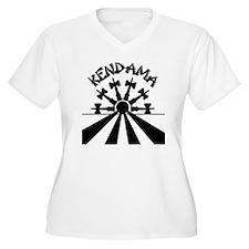 blk Kendama Sun T-Shirt
