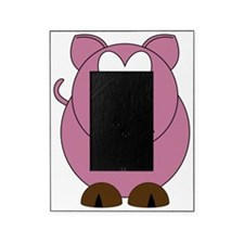 Happy Pig Picture Frame