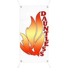 Dauntless Flame Banner