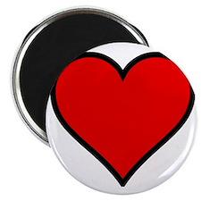 Love Heart Magnet