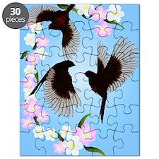 Three Sparrows Puzzle