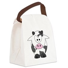 Happy Cow Canvas Lunch Bag