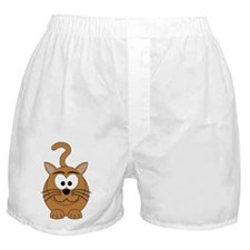 Happy Cat Boxer Shorts