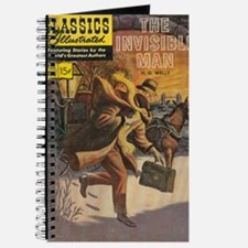Classics Illustrated The Invisible Man Journal