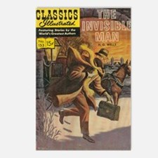 Classics Illustrated The  Postcards (Package of 8)