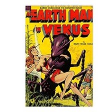 An Earth Man on Venus 195 Postcards (Package of 8)