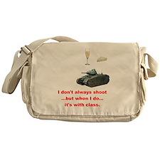 Pierre tanking Messenger Bag