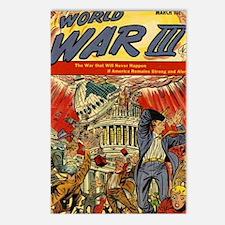 World War III Postcards (Package of 8)
