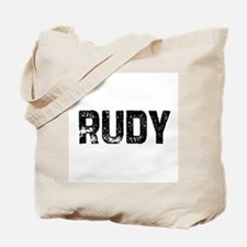 Rudy Tote Bag