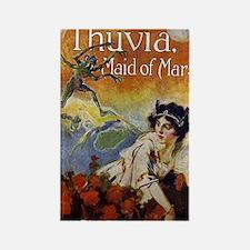 Thuvia Maid of Mars 1920 Rectangle Magnet