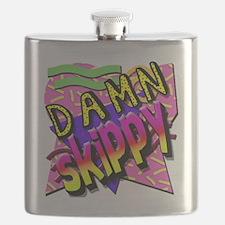 Damn Skippy Flask