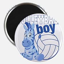 Volleyball Boy Magnet