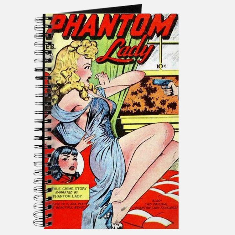 Phantom Lady Journal
