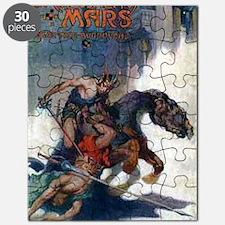 Chessmen of Mars 1922 Puzzle