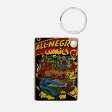 All-Negro Comics No 1 Keychains