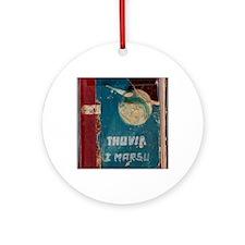 Thuvia Cover 1928 Round Ornament