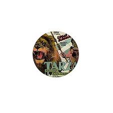 Tarzan and the Golden Lion Mini Button