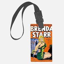 Brenda Starr Luggage Tag