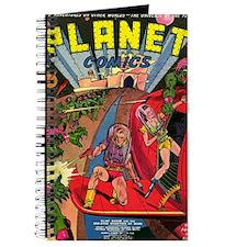 Planet Comics No 1 Journal