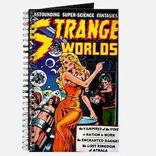 Strange Worlds No 4 Journal
