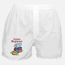 Little Engineer Boxer Shorts