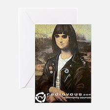 Ramona Lisa Greeting Card