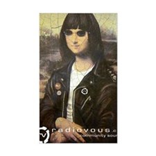 Ramona Lisa Decal