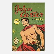 Big Little Book John Cart Postcards (Package of 8)
