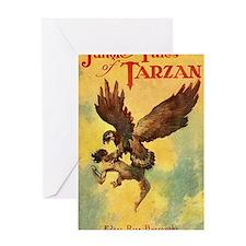 Jungle Tales of Tarzan Greeting Card